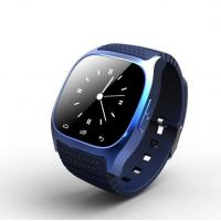 China M26 Smart Bluetooth Watch with LED Display Music Player Pedometer for Android IOS Mobile Phone on sale