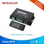 Buy cheap Zhuhai Bincolor BC-300 DMX512 signal input XLR-3 RJ45 RGB RGBW led time controller from wholesalers