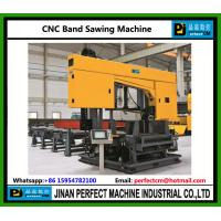 Buy cheap CNC Band Sawing Machine H Beam Production Line China Top factory Model DJ1000 from wholesalers