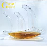 Buy cheap Personalized Horn Shaped Glass Viking Drinking Horn unique beer glasses from wholesalers