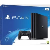 Buy cheap SONY PLAYSTATION 4 PS4 PRO 1TB 1 TERABYTE CONSOLE BLACK 4K WIFI BLURAY 1000 GB from wholesalers