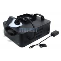 Buy cheap 50Hz RGB LED Stage Light / 8CH DMX Channel LED Smoke Machine from wholesalers