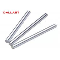 Buy cheap Ck45 Chrome Plated Piston Rod Parts Hot Rolled For Hydraulic / Pneumatic Cylinder from wholesalers