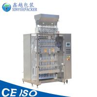 Buy cheap Fully Automation Multi Lane Packaging Machine 30-50 Bags/min For Food Industries from wholesalers