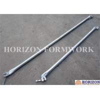 Buy cheap Stable Pin Lock Scaffolding System Vertical Diagonal Brace 2.0m Height Dia 48.3mm from wholesalers