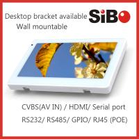 Buy cheap Q896 7 Android Panel PC Mountable With Temperature And Humidity Sensor from wholesalers