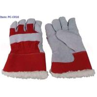 Buy cheap Cowhide working Glove from wholesalers