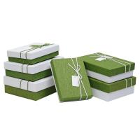 Buy cheap Gray Cardboard Art Paper Cardboard Tea Packaging Fancy With Lid And Tray from wholesalers