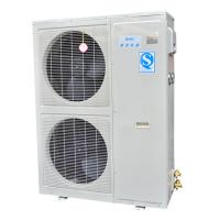 Buy cheap Air Cooled Air Conditioner Refrigeration Condensing Unit Monolithic Structure  High Heat Exchange Efficiency from wholesalers
