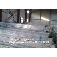 bs1387 electrical wire conduit hot dip galvanized steel pipe 2016