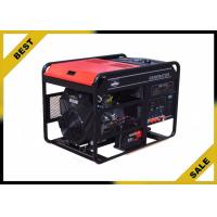 Buy cheap Open Frame Portable Power Generator In Red  , 6 Kw Diesel Power Generator With Electric Starting from wholesalers