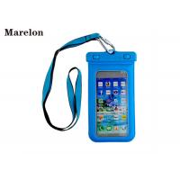 Buy cheap Galaxy S5 Waterproof Phone Case Smartphone Bag TPU Material 116*190*18mm from wholesalers