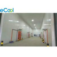 Buy cheap 5000 Tons Big Scale PUR Panel Comprehensive Cold Storage Logistics Warehouse for Food Distribution Center from wholesalers
