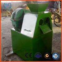 Buy cheap 1mth Twin Screw Granulation Machine 11kw Power Alloy Steel Roller Materials from wholesalers