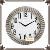 China European Royal classic art polyresin home decoration clock B8114BY on sale