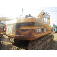 Buy cheap 0.92cbm Bucket Caterpillar Hydraulic Excavator Second Hand 800mm Shoe Size from wholesalers