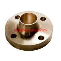 Buy cheap CuNi 90/10 Copper Alloy Weld Flanges ANSI B16.5 product
