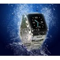 Buy cheap Stainless Steel Waterproof Wrist watch cell phone W818  from wholesalers