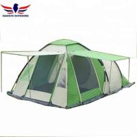 Buy cheap 4-6 Person Green Family Camping Tent Portable Dome Easy Set Up Tent Shelter from wholesalers