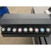 Buy cheap Small format digital 6 colors flatbed plastic metal glass bottle direct jet uv printer from wholesalers
