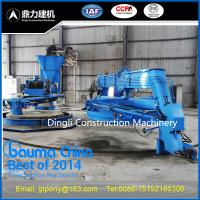 Buy cheap Concrete Culvert Pipe machine with Vertical Vibration Casting from wholesalers