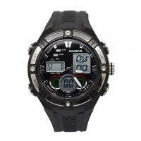 Buy cheap Dual time analog waterproof mens digital watches , fashion digital sports watch OEM from wholesalers