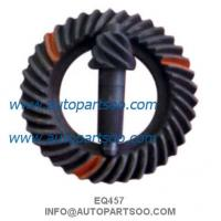 Buy cheap NUCLEO DEL EQ457 RELACION, NS EQ457 Heavy Truck Crown Wheel and Pinion Gear product