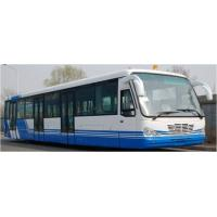 Buy cheap Ramp Bus 2.7m Width 14 Seats Apron Bus With Customized Design  High Quality from wholesalers