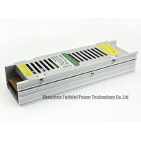 Buy cheap Ultra Slim Metal Case 12V 24V Switching Mode Power Supply 150W Rated Power with CE ROHS from wholesalers