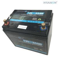 Buy cheap 20hr Golf Trolley 12V 33Ah 4S10P Cell Lithium Battery Pack from wholesalers