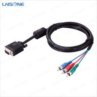Buy cheap Linsone DB15 cable for HDTV / computer from wholesalers