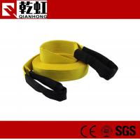 Buy cheap Customized best price Polyester Recovery 4X4 accessories 8ton 6meter car Tow strap Snatch Strap from wholesalers