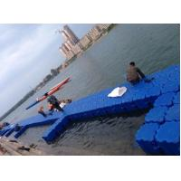 Buy cheap Floating pontoon platform Floating Dock Plastic Pontoon Platform from wholesalers
