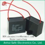 Buy cheap CBB61 Black Plastic Box Capacitor from wholesalers