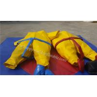 Buy cheap kids sumo suits , kids sumo wrestling suit ,kids and adults inflatable sumo wrestling suit from wholesalers