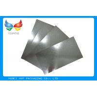 Buy cheap Vacuum Metallized Bottle Label Paper High Wet Strength Heat Transfer Paperboard from wholesalers