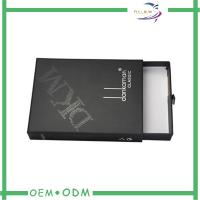 Buy cheap Luxury Sliding T Shirt Paper Gift Boxes , Gift Packaging Paper Drawer Box with Drawer from wholesalers