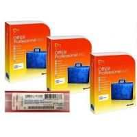 Buy cheap Full version Microsoft Office 2010 Professional Retail Box office computer software from wholesalers