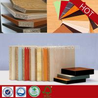 Buy cheap different colors melamine particle board in sell from wholesalers