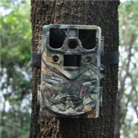 Buy cheap 12mp HD 1080P WIFI function 8 in 1 scouting camera with Predator call function IP66  up to 85ft SG990V from wholesalers