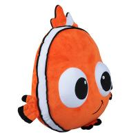 Buy cheap Fish Nimo Plush Seat Cushions Embroidery Logo Stuffed Material For Kids from wholesalers