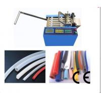 Buy cheap Silicone tube/Silicone hose/Rubber tube cutting machine from wholesalers