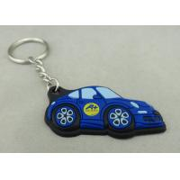 Buy cheap Customized Colorful PVC Keychain , 3D Soft PVC Promotional Key Tag product
