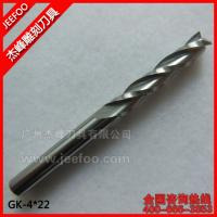 Buy cheap 4*22 3 Flutes Carbide Mill Spiral Cutter Wood CNC Router Bits Cutting Tools For CNC Machine from wholesalers
