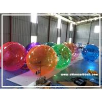 Buy cheap inflatable hamster ball, waterball, inflatable human hamster ball from wholesalers