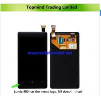Buy cheap for Nokia Lumia 800 LCD Screen with Digitizer and Matel Frame Assembly from wholesalers