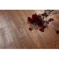 Buy cheap embossed China Ash Multi-layers engineered wood flooring with stained lacquer from wholesalers