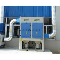 Buy cheap Stationary Fume Extraction Filtering system for welding and grinding gas dust from wholesalers
