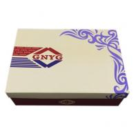 Buy cheap Cardboard Envelope Drawer Apparel Gift Boxes , A4 B5 Document Card Board Packaging from wholesalers