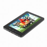 Buy cheap 7-inch Tablet PC, Multi-touch Capacitive Panel, Boxchip A10 Cortex A8 1.2G, Google's Android 4.0 OS from wholesalers